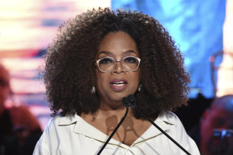 Oprah Winfrey is one of Oatly's high-profile investors.