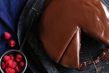 Neil Perry chocolate cake.