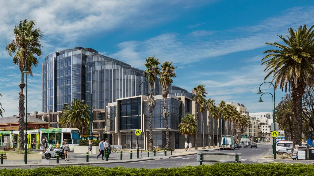 ST KILDA + PORT MELBOURNE   3182 + 3207   Projects