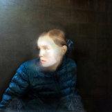 Sophia Szilagyi, <i>Yumi</i> in <i>Nostalgia</i> at Beaver Galleries.