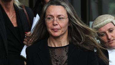 Lawyer Piria Coleman.