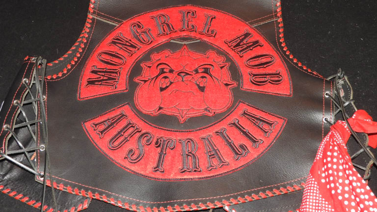 There is an ongoing operation in the Pilbara targeting the Mongrel Mob gang.