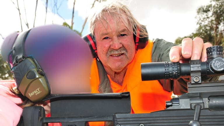Paul Cohrs was the president of the Mildura Sporting Shooters Association of Victoria.