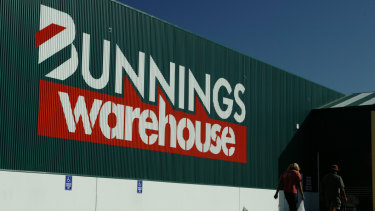 Bunnings is leaving the UK.