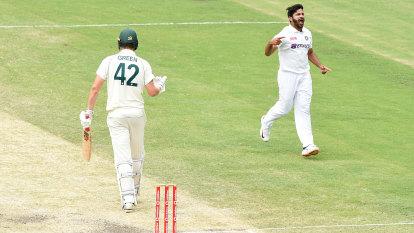 Australia v India LIVE: Fourth Test, day four