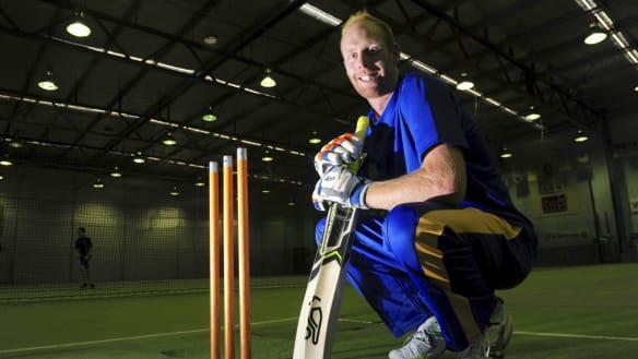 Jason Floros bolsters Cricket ACT's premier ranks