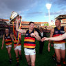 From the Archives, 1998: Crows defeat wasteful Roos in grand final