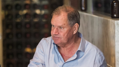 Robert Doyle 'sexually inappropriate' and 'sleazy' at black-tie dinner: report