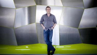 David Shafer, executive director of Kogan.
