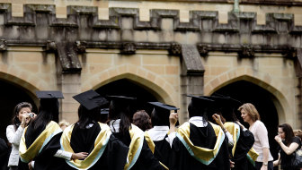 Sydney University expects to lose $550 million in student revenue due to COVID-19.