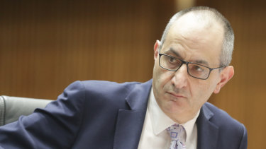 Home Affairs secretary Michael Pezzullo says tech giants are frustrating authorities.
