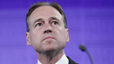 Health Minister Greg Hunt released a national strategy for women's health shortly before the election.