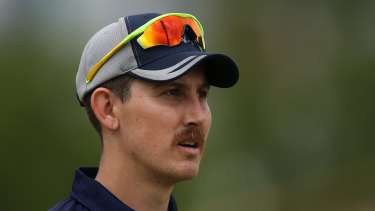 Nic Maddinson has withdrawn from the upcoming Australia A match against Pakistan in Perth.