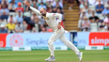 Nathan Lyon shapes as the key bowler for Australia again.