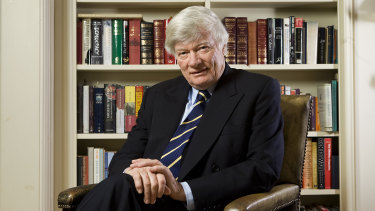 Australian-born human rights lawyer Geoffrey Robertson has been pushing for a Magnitsky Act.