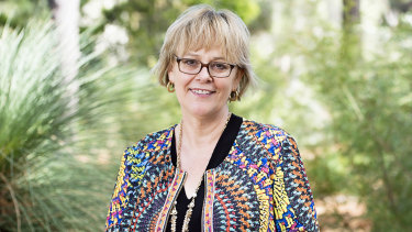 ECU deputy vice-chancellor of research Caroline Finch says the university is looking to develop up its highly cited credentials.