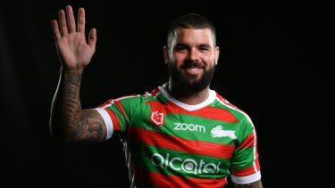 Adam Reynolds could be saying goodbye to South Sydney fans at the end of the season.