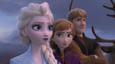 Disney, the company behind the animated film Frozen 2, has backed calls to overhaul Australia's PG classification.