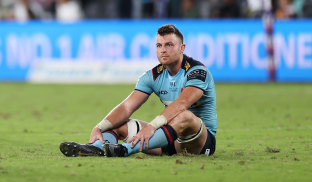 Jack Dempsey won't play for the Waratahs on Saturday.