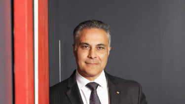 Latitude Financial chief executive Ahmed Fahour is exploring a growth opportunity in China.