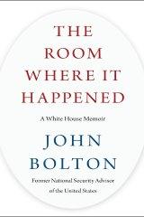 John Bolton's memoir.