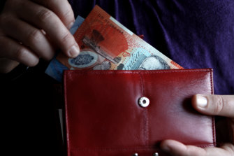 The government hopes that it can lower the rate of unemployment rate to a point where wages being to rise.