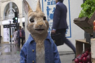 At least it wasn't myxomatosis: Peter Rabbit 2 has also been delayed by coronavirus.