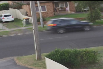 Police hope information about the dark-coloured Jeep seen near the scene of the shooting will lead them to the killers.