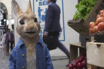 Peter Rabbit 2: The Runaway is heading for cinemas on March 25.