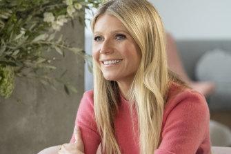 "Gwyneth Paltrow wants a ""rebranding"" of menopause."
