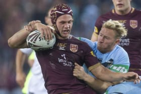 The future is now for Queensland as Kalyn Ponga shines on debut