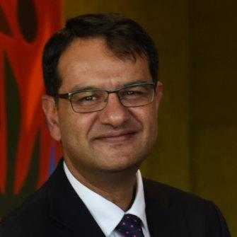 Dr Vijay Roach.