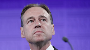 Psychologists are demanding Health Minister Greg Hunt increase Medicare funding for therapy services.