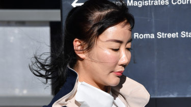 Yutian Li was likely to be deported after serving her sentence.