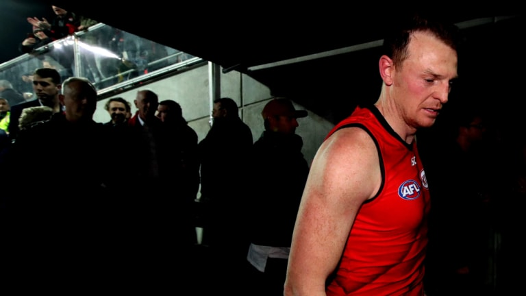 Brendon Goddard has been made a life member at two clubs.