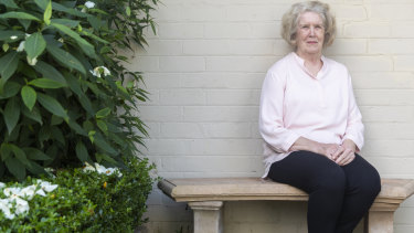 Elizabeth Hetherington said the value of her property had been dramatically reduced after Ku-ring-gai Council listed it as a heritage item.