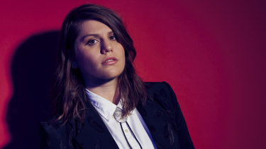 Alex Lahey is playing at the free Australian Music Week beach concert in Cronulla.