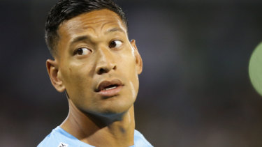 Hearing date set for Folau to fight for his Australian rugby career