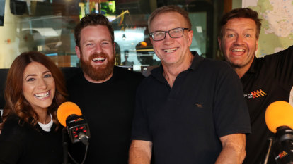 Triple M finishes year at top of Brisbane radio ratings