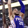 Simmons 'stinking up' the 76ers: Barkley