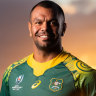 Wallabies Indigenous jersey for World Cup revealed