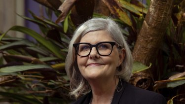Sam Mostyn said it made sense for the government to focus on initiatives that benefitted women.