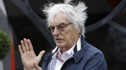 Close down talk of races this year: Ecclestone