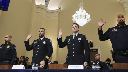 Who hired the hitman? Police officers demand answers from Capitol riot committee