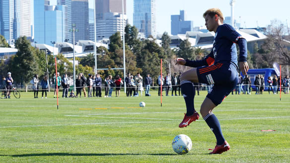 Brakes put on Honda debut, marquee won't play in FFA Cup clash