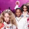 Zimmermann rides wave of US domination at New York Fashion Week