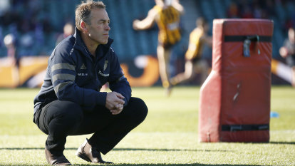 Pies contact Clarkson's management, but told he isn't available