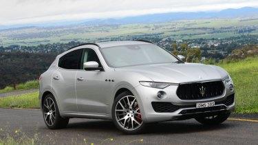 Maserati Levante S.