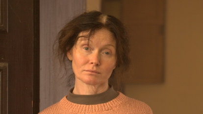 'Oh no. Do we have to?' Essie Davis didn't want Nitram made. But then she read the script