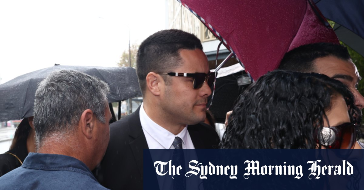 Jarryd Hayne jailed for five years and nine months for sexual assault – Sydney Morning Herald